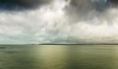 Bay Window (Bruus UK) Tags: stives godrevy gwithian atlantic bay pier smeatons cornwall marine coast sea clouds sky dark moody winter seascape landscape empty alone storm windy blur