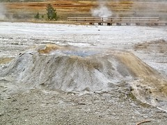Bubbling Up Oct 15, 2011, 11-49 PM_edit (krossbow) Tags: uppergeyserbasin yellowstonenationalpark photolemur