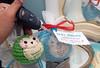 Owl Keychain Swap (soindywaits) Tags: embroidery crochet felt amigurumi swaps owls owlie swapbot nikond40 owlkeychain