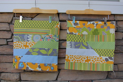Cottage Quilting Bee - July - for Adina