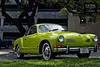 green machine (simis) Tags: light tree green grass car branches wheels trunk fromarchives