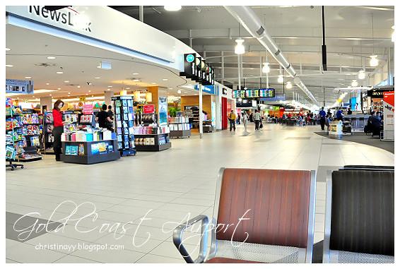 Gold Coast International Airport