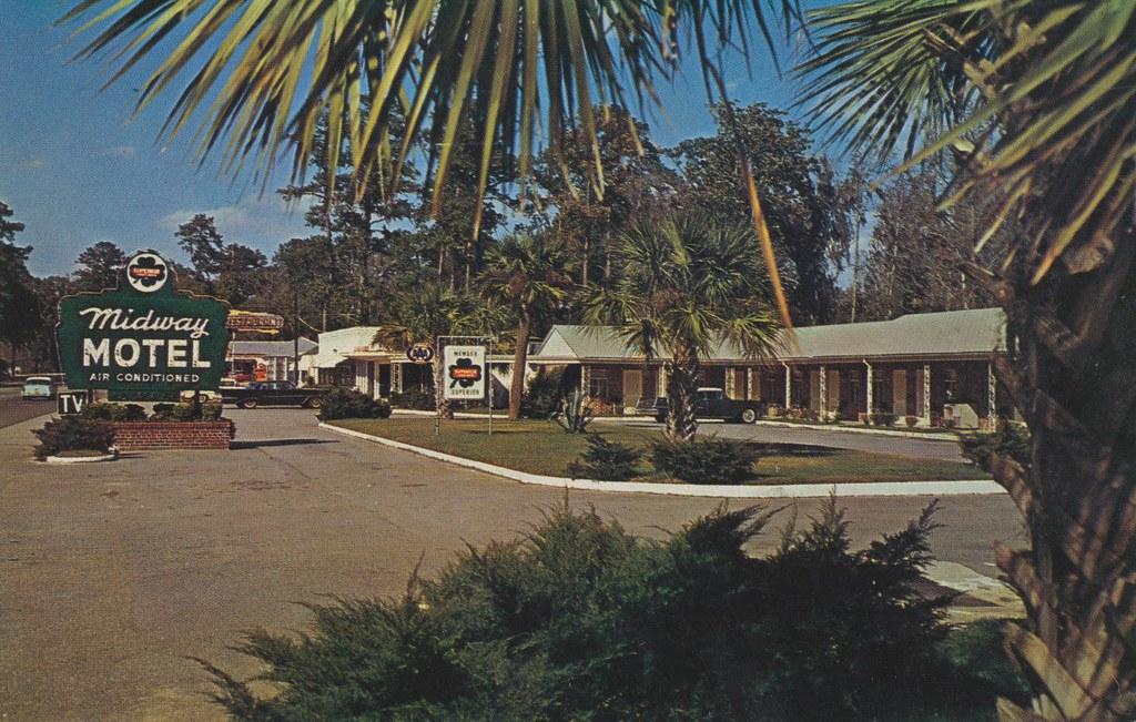 Midway Motel - Midway, Georgia