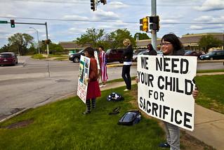 Anti-Torture Vigil - Week 48