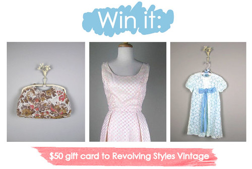 Revolving Styles Giveaway