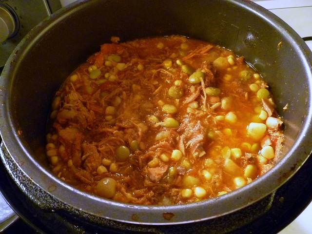 Brunswick Stew Slow Cook (with squirrel)