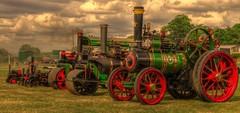 Steam Engines  HDR (Keo6) Tags: cheshire fair steam hdr