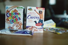 cinnamon toast crunch and curves cereal from g...
