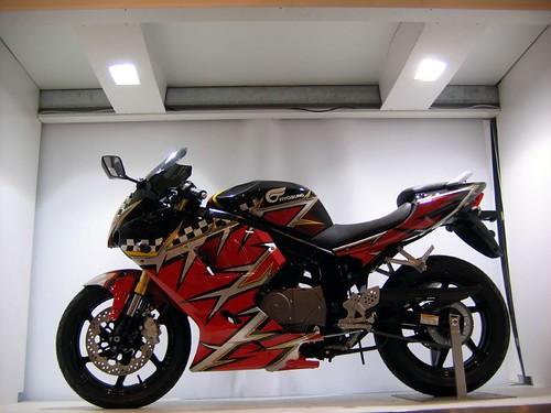 Hyosung GT250R Sportbike