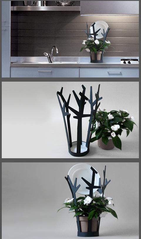不去浪費任何一滴水:廚房澆水工具