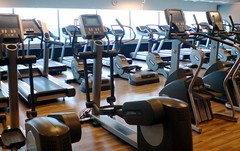 State of the art exercise machines