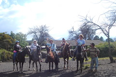 Horseback Expedition to Paracutin