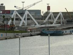 FORMULA 1 VALENCIA GP EUROPA CIRCUITO puente giartorio 1