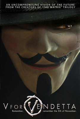 V for Vendetta (2006) big teaser