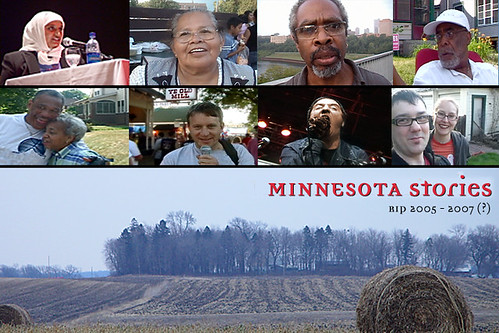 Minnesota Stories, RIP