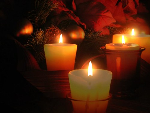 Christmas-Candlelight-Screensaver