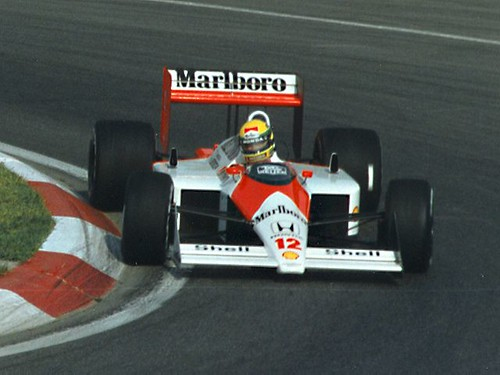 Ayrton Senna (McLaren Honda)