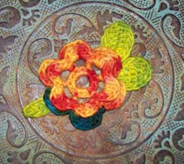 Wollmeise Flower
