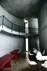 Tadao Ando space. Work with natural light (____PhiNAPHantaSY) Tags: en architecture de arquitectura space edificio vitra tadaoando espacio phinaphantasy hormigontanperfecto quepareceun3d perfectconcrete lookslikea3d