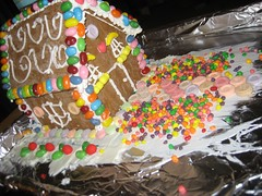 Wonka's Gingerbread Cottage