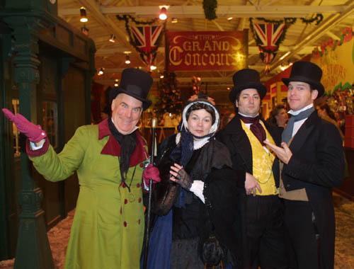 Gran Feria de Navidad de Dickens