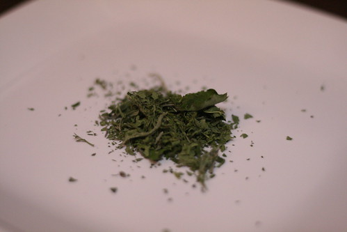 Lavender Yarrow Hyssop Tea