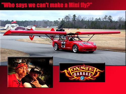 Monster Garage Flying Car