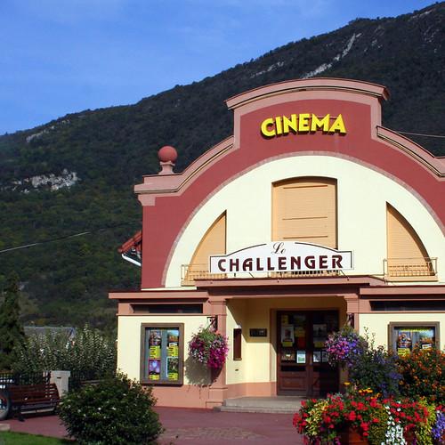 trilogie challésienne - 3: le challenger