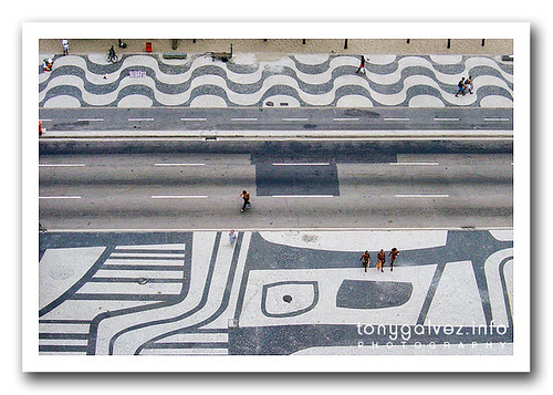 Portuguese mosaic, it all began in Manaus