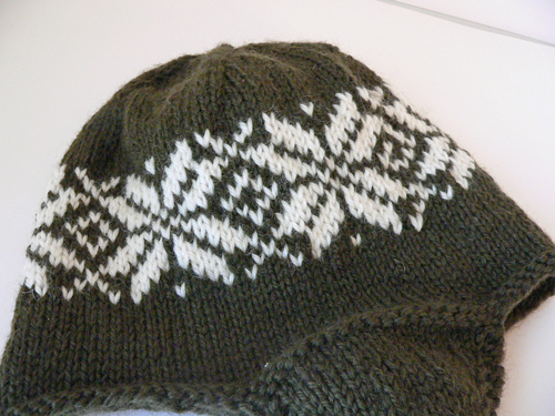 Free Ear Flap Hat Knitting Pattern For Boys And Girls