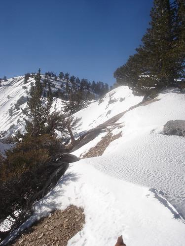 Ridge to Baden-Powell