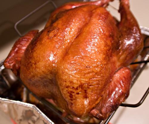 Turkey ready to carve