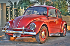 Red Beetle (HDR) (Mishari Al-Reshaid Photography) Tags: red art classic cars colors vw photoshop canon volkswagen classiccar automobile beetle german kuwait autos digitalrebel canoneos hdr germancar q8 redcar carphotos carphotography artphoto volkswagenbeetle coolcars gtm oldbeetle coolshots carphoto blueribbonwinner photomatix imagestabilizer 24105mm q80 canonllens xti 400d mishari canoneos400d digitalrebelxti canon400d aplusphoto kuwaitphoto kuwaitphotos blueribbonphotography kuwaitcars kvwc excapture kuwaitartphoto gtmq8 kuwaitart kuwaitvoluntaryworkcenter kuwaitvwc grendizer99 hyperdynamicrange kuwaitphotography grendizer99photos redgermancars misharialreshaid malreshaid misharyalrasheed