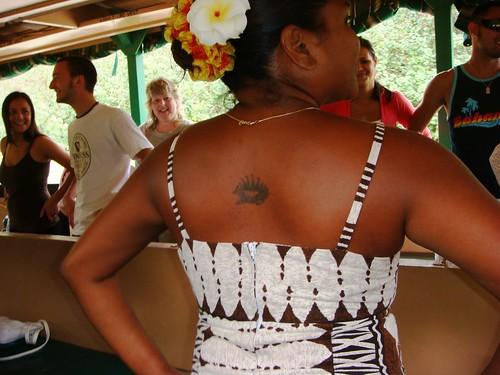 Marquesan Tattooed Princesses