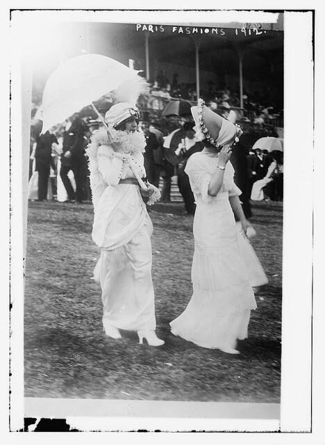 Paris Fashions, 1912 (LOC)