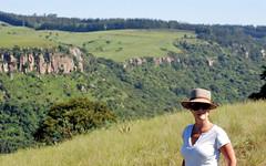 Karen walking in Hilton (Mrs Mac2007) Tags: africa southafrica hilton umgenivalley umgeni nikond80