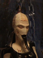 Hellraiser S1 (wire twin)-4 (mikaplexus) Tags: toy toys hell evil horror barker limited demons hellraiser righteous clivebarker cenobite ireallylike wiretwin