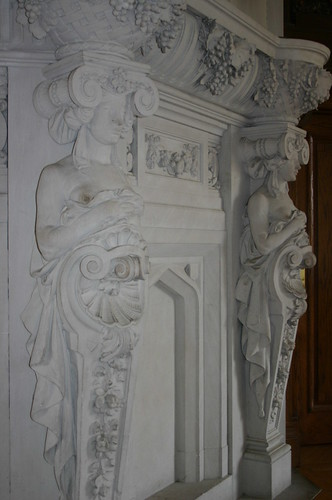Caryatids - Right Side