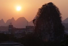 Guilin Sunset