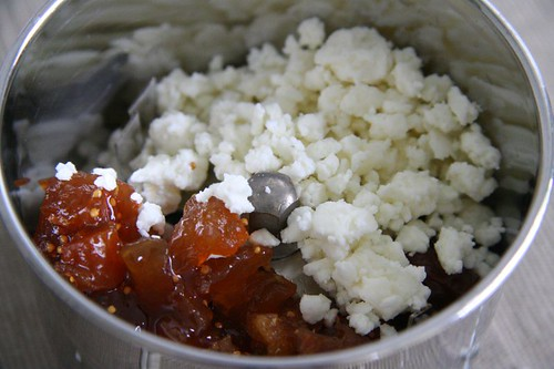 Apple Chutney and Feta Spread