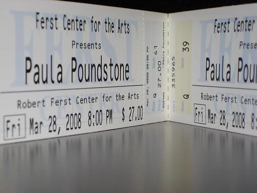 Paula, With Paulie And Who?