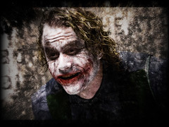The Joker (G-Square) Tags: pictures wallpaper film movie photo pics rip tombstone picture heath morbid batman joker actor tribute macabre gotham villain 2008 darkknight thespian ledger heathledger thejoker thedarkknight whysoserious thejokerdarkknight heathledgerjoker jokerwallpaper