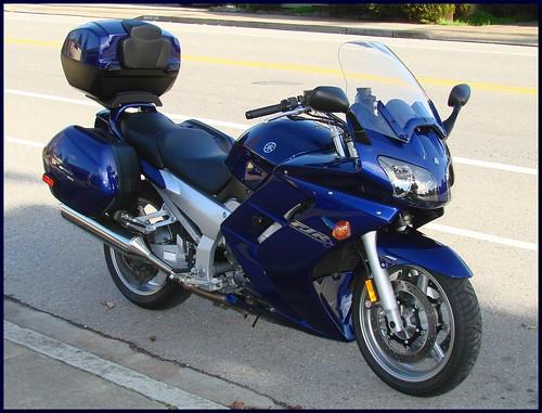 motorcycle yamaha fjr1300