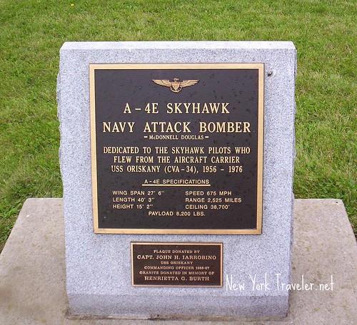 Skyhawk Monument