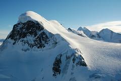 Breithorn, Matterhorn region, Switzerland (iancowe) Tags: mountains alps switzerland matterhorn region breithorn