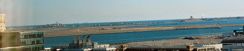 Airport from our window