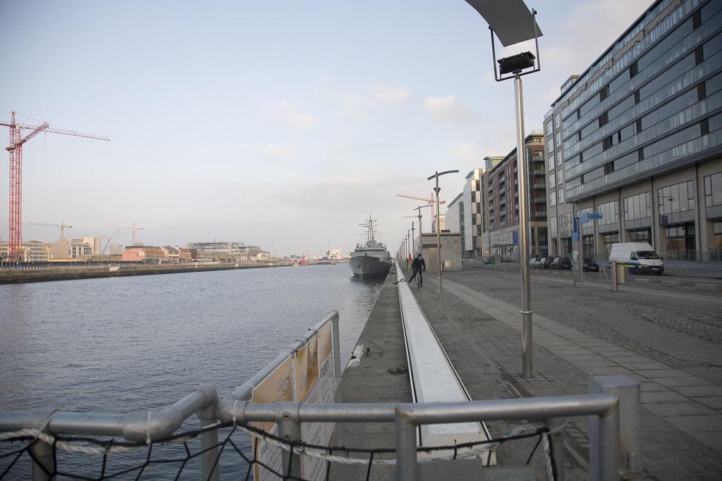LÉ Niamh - Irish Navy