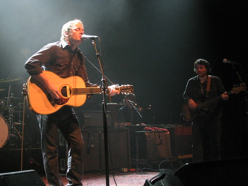 Wilco, Riviera Theater, February 20, 2008