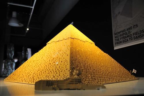 PIECE of PEACE TOKYO レゴで作った世界遺産展Part2 ピラミッド_03
