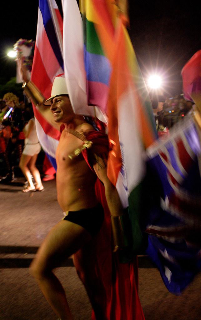 Parada Mardi Gras, Sydney